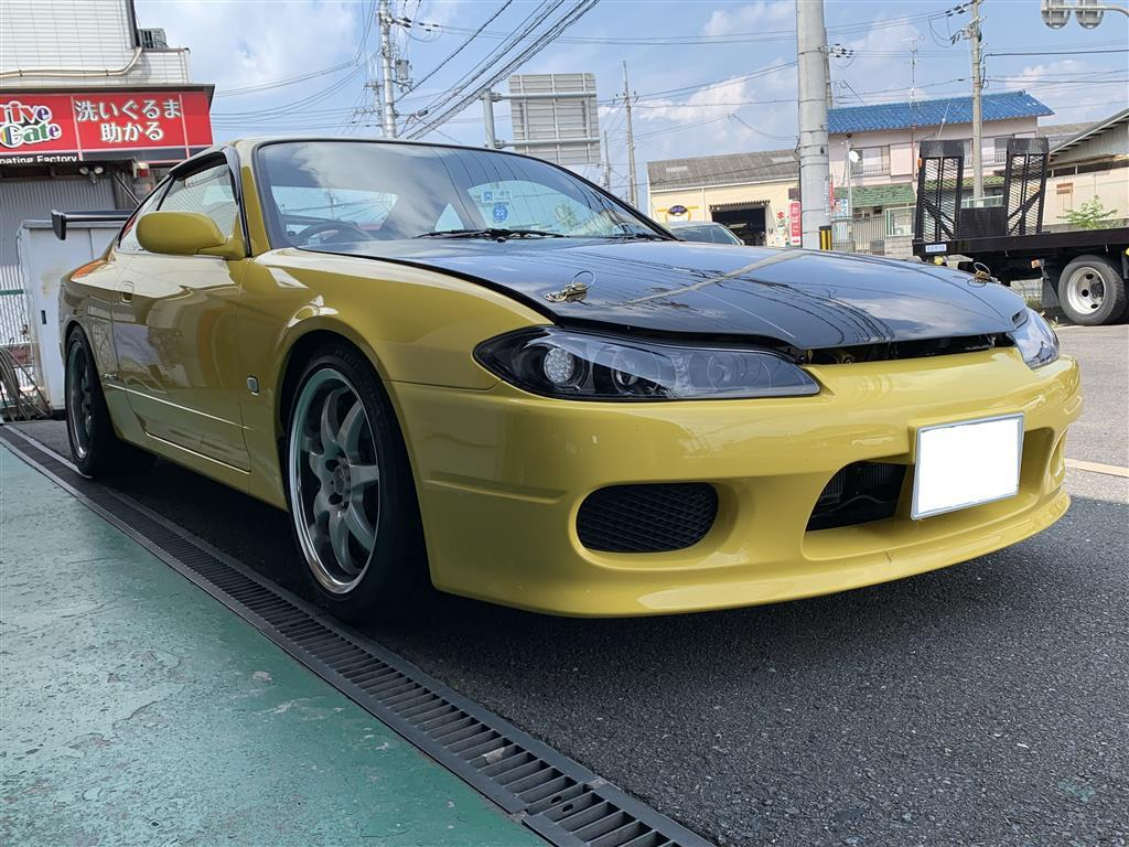 Nissan Silvia S15 オートクラフト